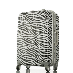 New Unique fashion 100% Polycarbonate PC Trolley Luggage pictures & photos
