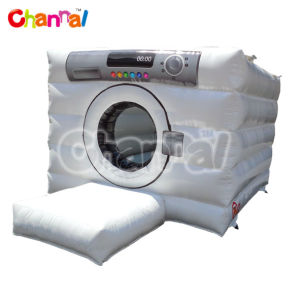 Washing Machine Inflatable Bouncer/New Design Inflatable Bounce House Bb083 pictures & photos