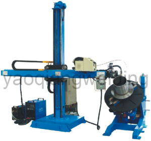 Automatic Pipe-Flange/ Silo Seam Welding Machine pictures & photos
