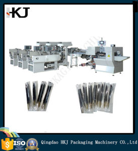 High Quality Indian Incense Sticks Packing Machine with Three Weighers pictures & photos