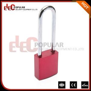 Useful 76mm Long Shackle Keyed Alike Aluminum Safety Padlock pictures & photos