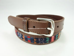 Women′s Full Grain Leather Belt for Fashion Accessories (EUBL0596-25) pictures & photos