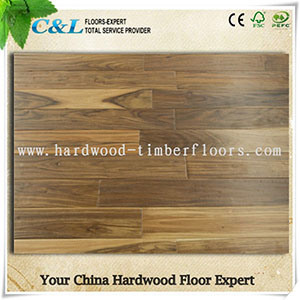 Best Selling Natural Acacia Engineered Wood Flooring pictures & photos