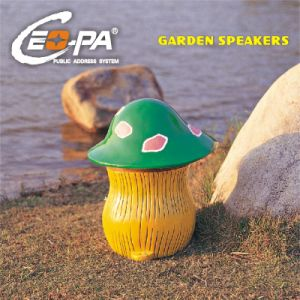PA System Mushroom Shape Garden Speaker (CE-AG1)