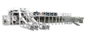 Baby Pull up Diaper Making Machine Production Line