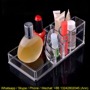 Top Selling Acrylic Plexiglass Makeup/Cosmetic Box pictures & photos