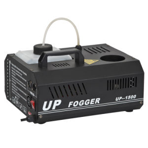 up Spray Foam Wireless Remote Control 1500W Fog Smoke Machine
