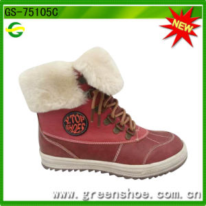 New Arrival Girls Boots From China Factory pictures & photos