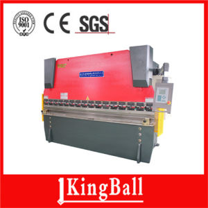 China Kingball Hydraulic CNC Press Brake CE Certification pictures & photos