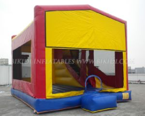 Inflatable Moonwalks with Art Banners, Module Combo 4 (B2007)