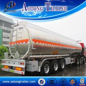 Light Weight Design 45-60 Cbm Aluminum Fuel Tank Semi Trailer pictures & photos