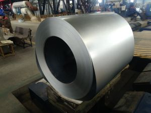 Zinc Coated Steel Coil for Roofing Material Aluzinc Steel Sheets in Coils pictures & photos
