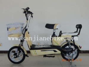 48V Brushless Convenience Electric Bicycle with En15194 Certification E-Bike (SJEBCTB-054)
