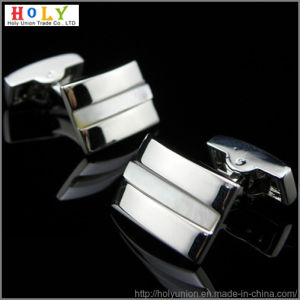 VAGULA Designer Diamond Brass Cufflinks (Hlk31450) pictures & photos