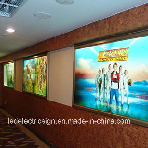 Advertising for LED Light Box with Aluminum Picture Frame pictures & photos