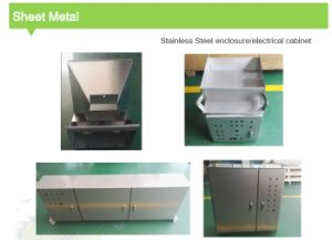 Stainless Steel Sheet Metal Fabrication with Medical Equipment pictures & photos