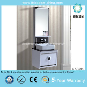 Small 600*510mm Corner Bathroom Cabinet (BLS-16023) pictures & photos