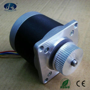 57mm Round High Torque Hybrid Stepper Motor with Low Cost pictures & photos