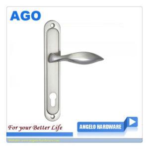 Hot Sale Long Plate Aluminium Handle (AG1-015P03)