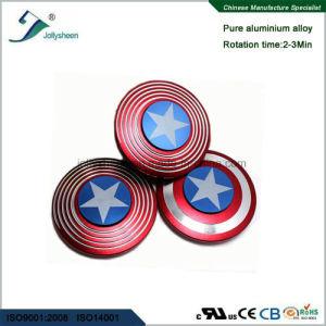 Hot Selling American Team Leader of Alloy Hand Spinner Fidget Spinner Finger Spinner pictures & photos