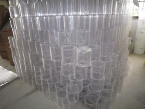 Round Clear PMMA Tube pictures & photos
