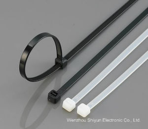 Self-Locking Cable Ties 190 X 4.8mm pictures & photos