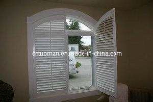 Wood or PVC Plantation Shutter Professional Manufacturer pictures & photos