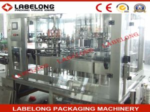 Full Automatic Beer Bottle Bottling Machine pictures & photos