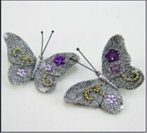 Polyresin Butterfly Sculpture Gardem and Home Decoration (JN4) pictures & photos