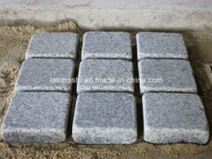 G603 Light Grey Granite Paver / Cobblestone for Road Project pictures & photos