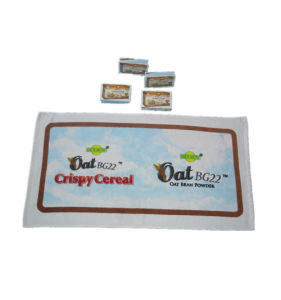 New Finished Customized Printed Compressed Velour Hand Towel (YT- 697) pictures & photos