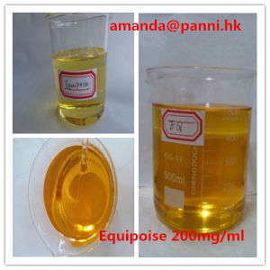 Inejctions Equipoise 200mg/Ml B. U. Raw Steroids Boldenone Undecylenate Liquid for Bodybuilding pictures & photos