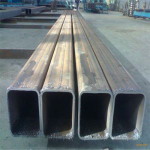 Machine Use Square Steel Tube (Welded steel pipe) pictures & photos