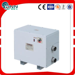 electric Heat Pump Used for Swimming Pool (5.5kw-60kw) pictures & photos