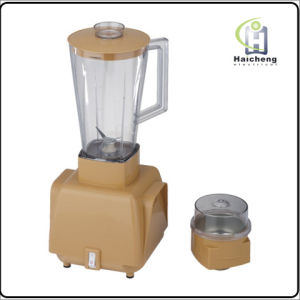 Cheap One Button Plastic Food Blender