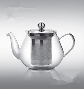 Transparent Glass Tea Set / Glassware pictures & photos