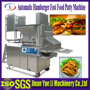 Automatic Hamburger Fast Food Patty Machine