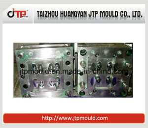 4 Cavities of Disc Top Cap Mould for Shampoo Bottle Use pictures & photos