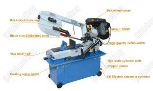 Metal Cutting Band Sawing Machine (G5018WA) pictures & photos