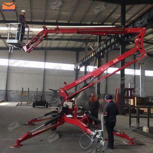12m Towable Man Lift for Workshop pictures & photos