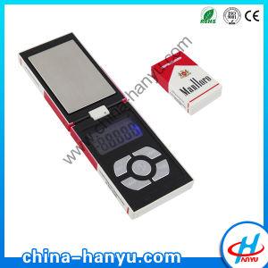 High Precision Cigarette Case Digital Pocket Scale (CG-M)