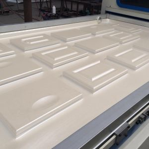 Furniture High Glossy Cupboard MDF Cabinet Making Processing Machine Production Line pictures & photos