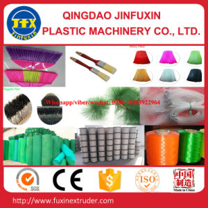 PA. PE. PP Plastic Monofilament Extrusion Machine pictures & photos