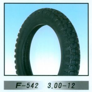 Motorcycle Tire /Tyre (3.00-12) pictures & photos