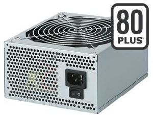 80plus PC / Computer Power Supply 600W / Max 900W