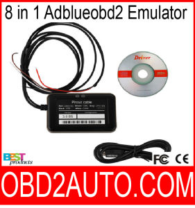 Adblue 8 in 1 Truck Adblueobd2 Emulator with Nox Sensor