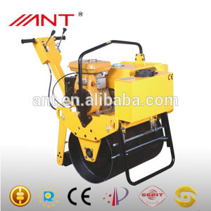 Ylj600 Vibrating Walk Behind Hand Roller Compactor pictures & photos