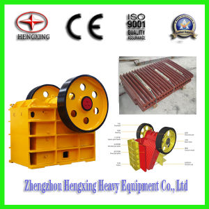 Competitive Price Jaw Type Mining Crusher pictures & photos