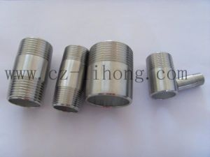 "1/2"" Stainless Steel 316L DIN2999 Welding Nipple From Pipe pictures & photos"