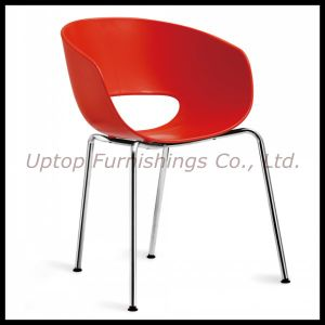 Round Tom VAC Plastic Shell Chair for Restaurant (SP-UC196) pictures & photos
